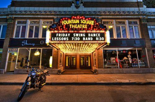 Fountain Square Indiana