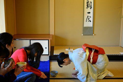 Japan House Tea Ceremony