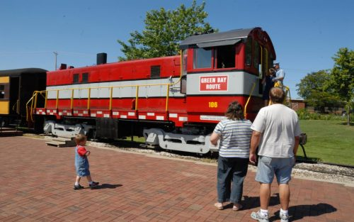 National Railroad Museum Green Bay