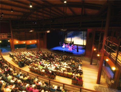 Peninsula Players Theatre by Len Villano