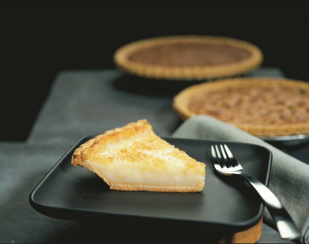 Wick's Sugar Cream Pie