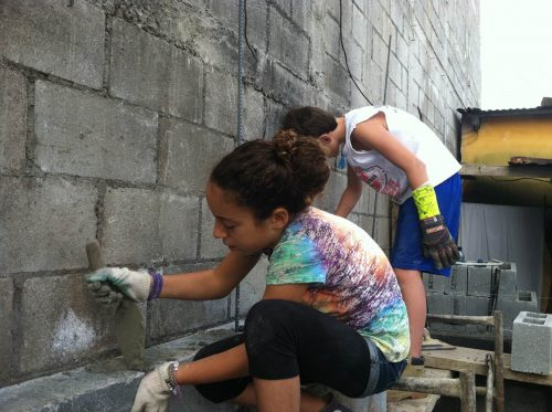 Volunteers in Guatemala