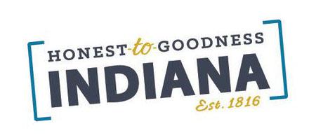 Indiana tourism logo