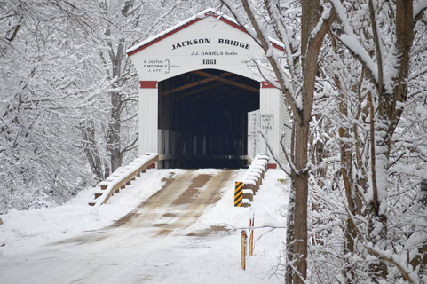 Indiana Itinerary: Western Indiana's Covered Bridge Country