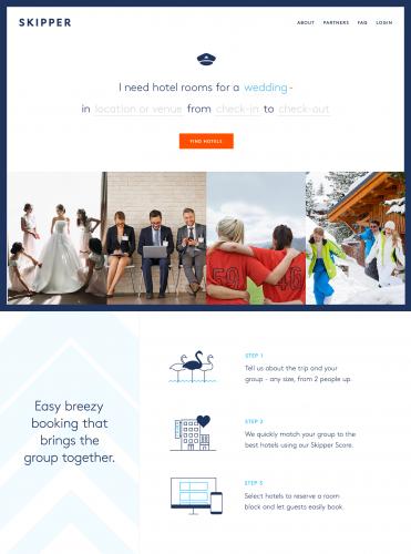 Skipper Homepage