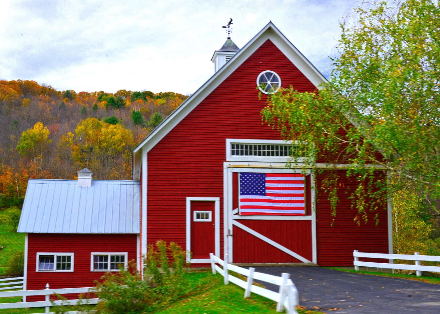 New Engand Itinerary: Colors of New England