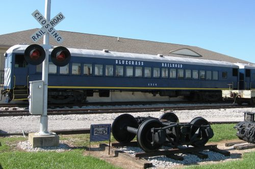 Bluegrass Railroad Museum