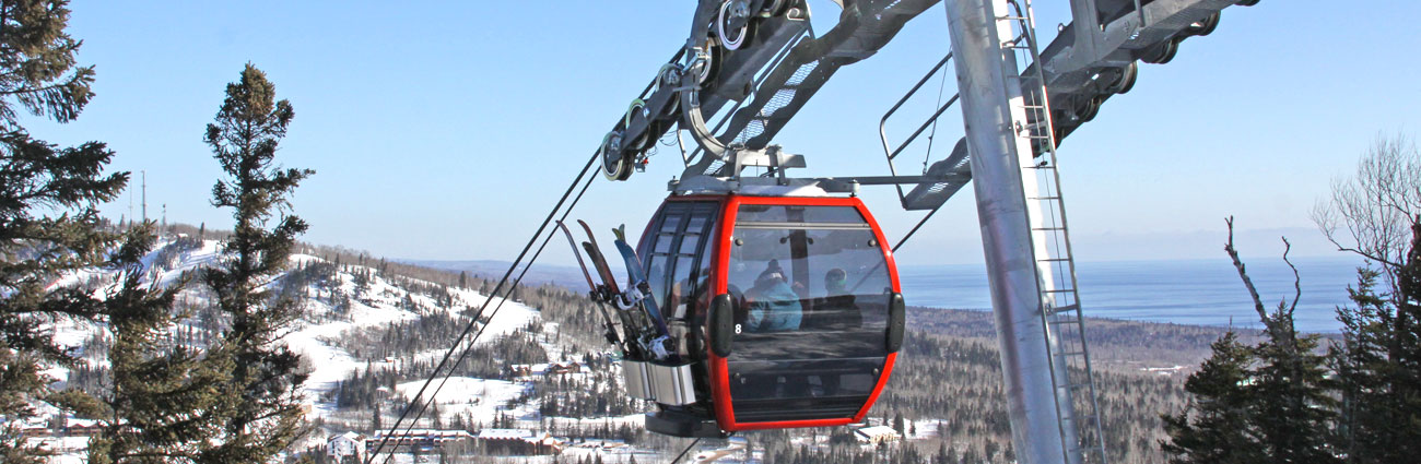 Lutsen Welcomes Groups with New Summit Express Gondola