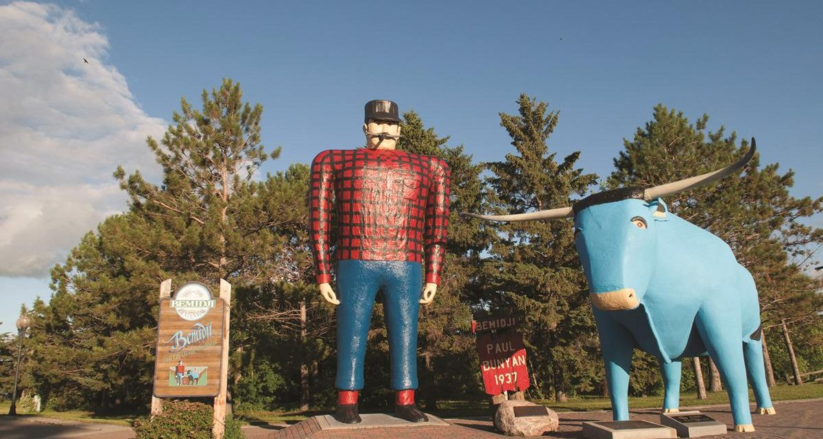 Central Minnesota: a Land of Lakes and So Much More