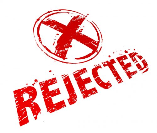 Myth #3 Rejection is Inevitable