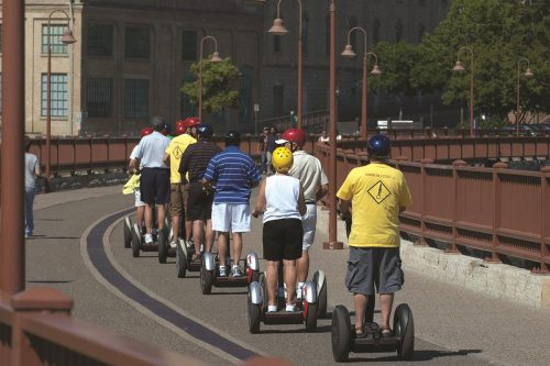 Segway Tour of Minneapolis