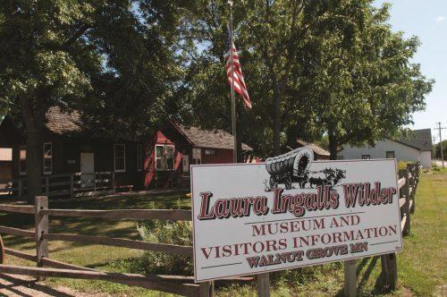Laura-Ingalls-Wilder-Museum-in-Walnut-Grove