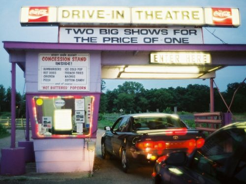 Big Sky Twin Drive-In Theatre