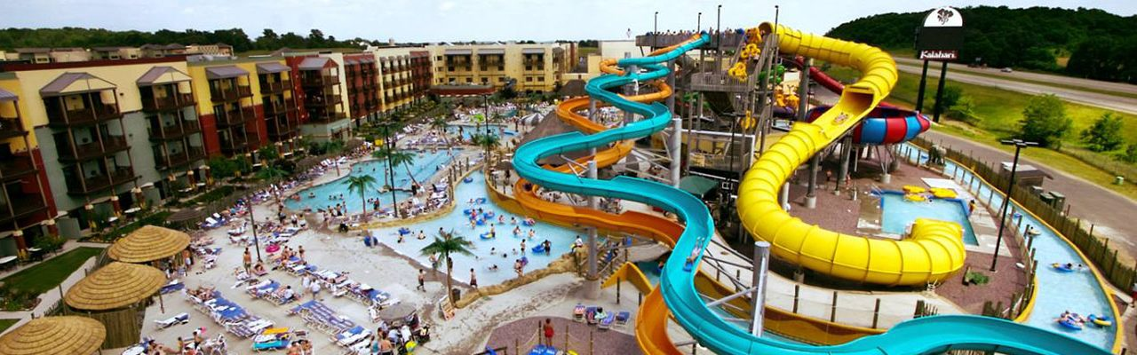 Diving into Wisconsin Dells Water Parks