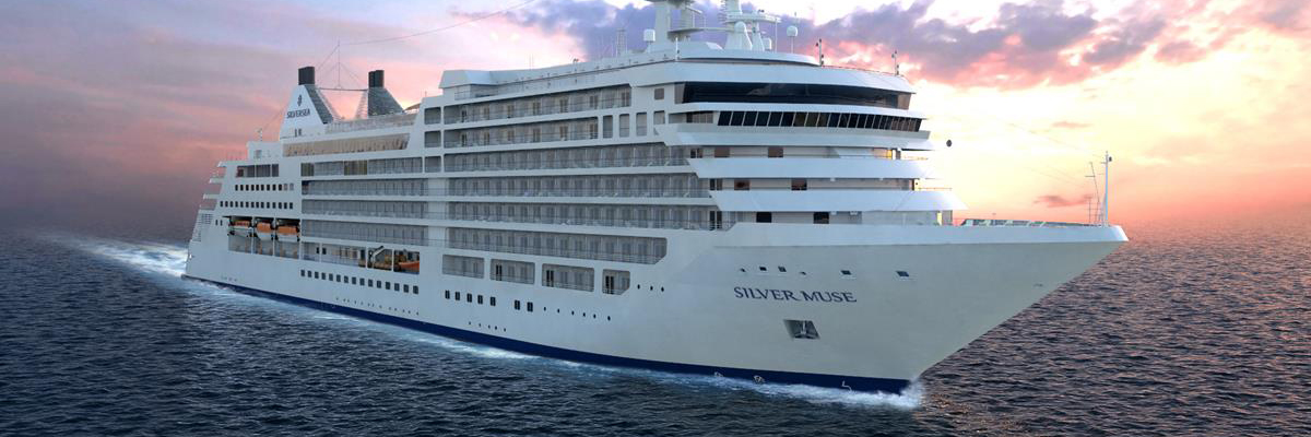 Silversea's Newest Ship Raises the Bar