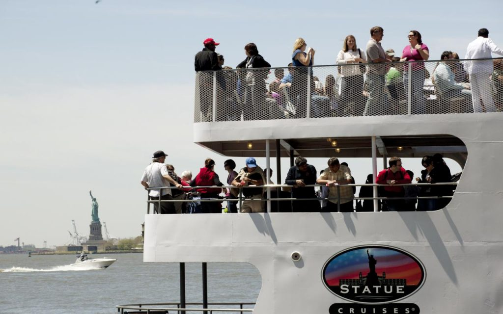 Statue Cruises, Lower Manhattan, Manhattan