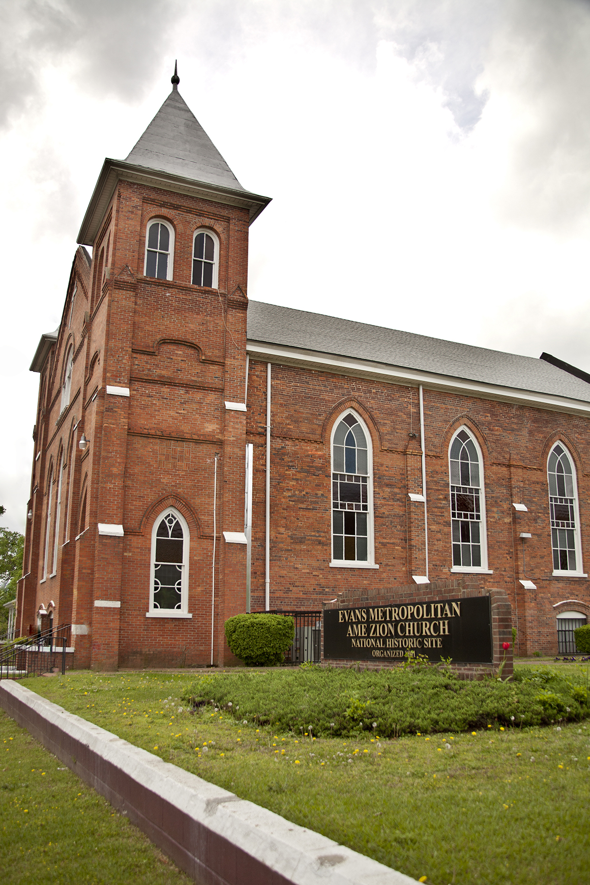 Fayetteville Itinerary: African-American Heritage
