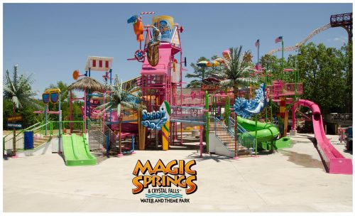 Magic Springs Theme and Waterpark