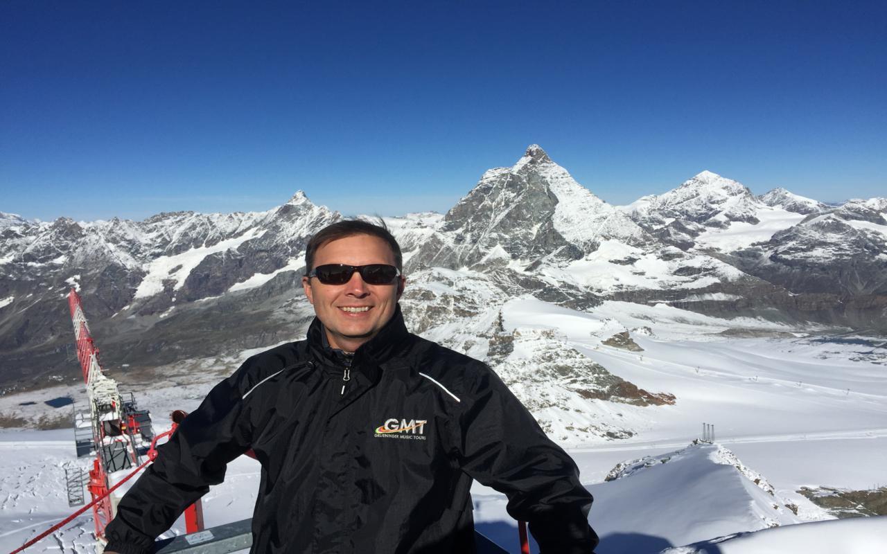 Michael Grueninger: President, Grueninger Tours