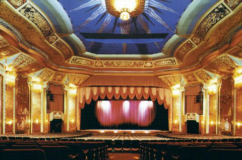 Historic Theaters of the Heartland