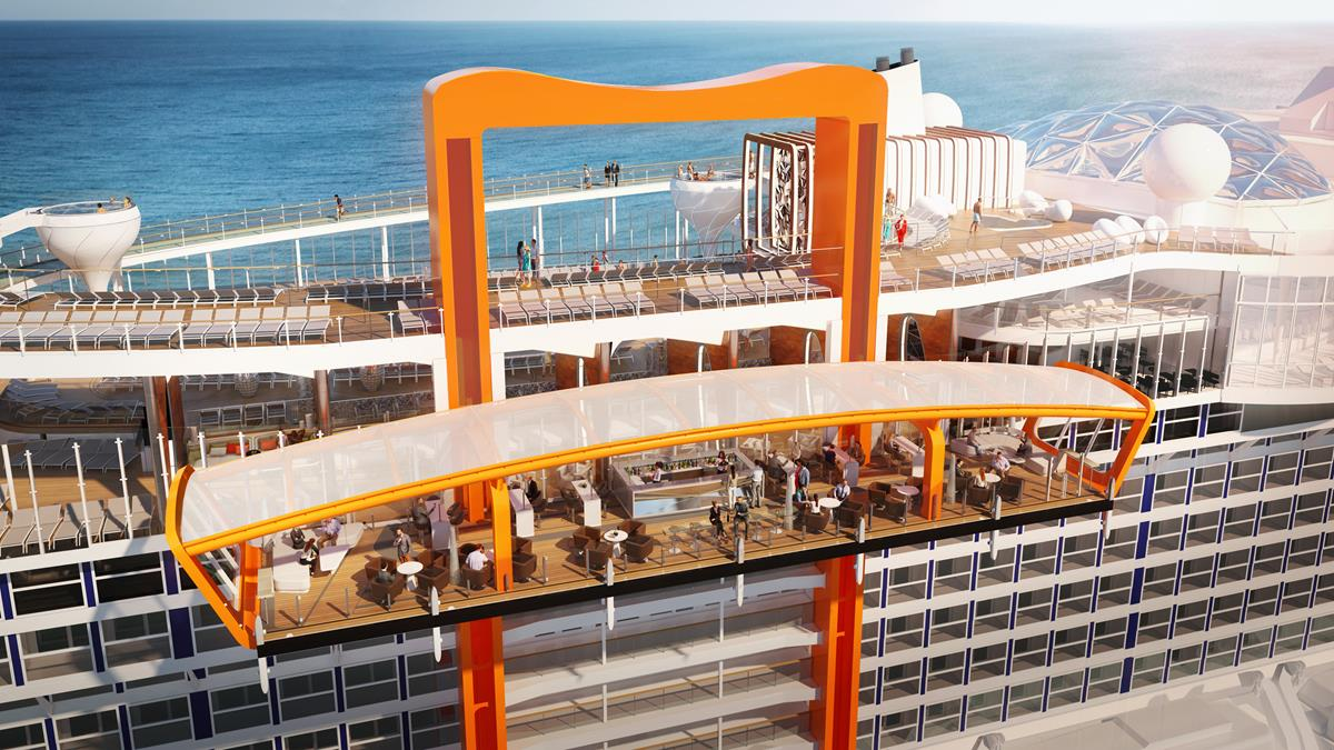 Celebrity Edge – Transformative Ship