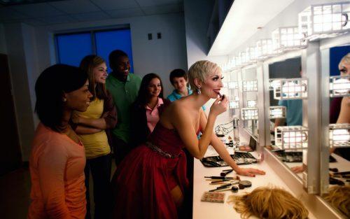 Sandler Center - Backstage Broadway