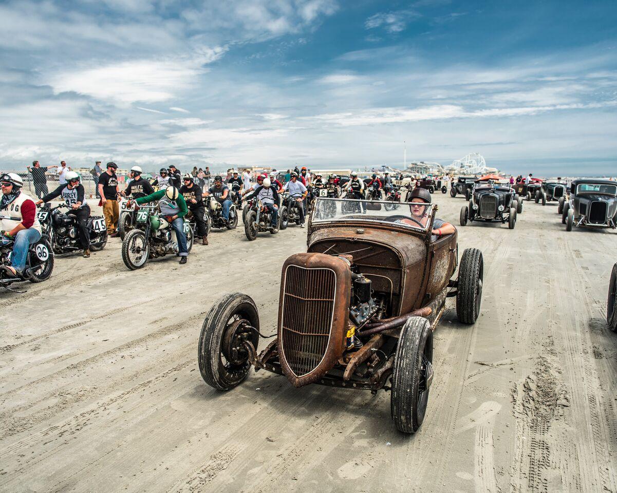 "Harley-Davidson Museum Announces Opening of Special Exhibit ""The Race of Gentlemen"""
