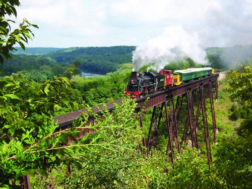 Boone Scenic Valley RR(ExcursionTrain)