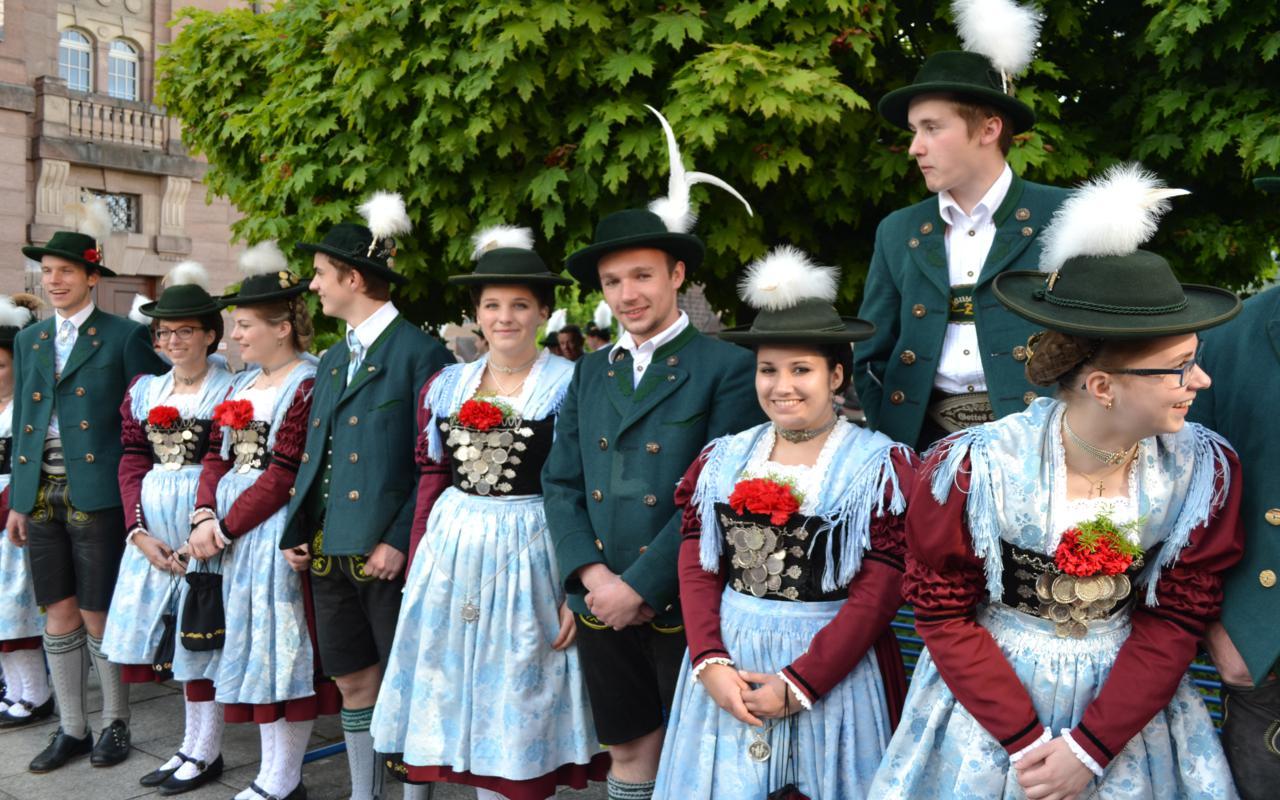 Bavaria's Bustling Nuremberg