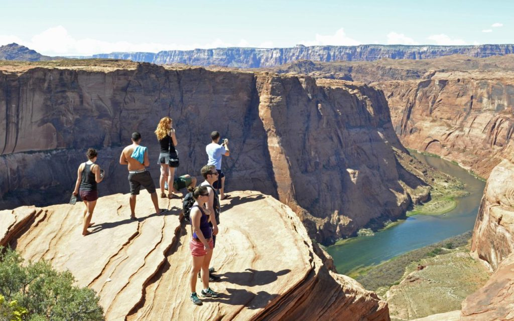 Glen Canyon Horseshoe Bend