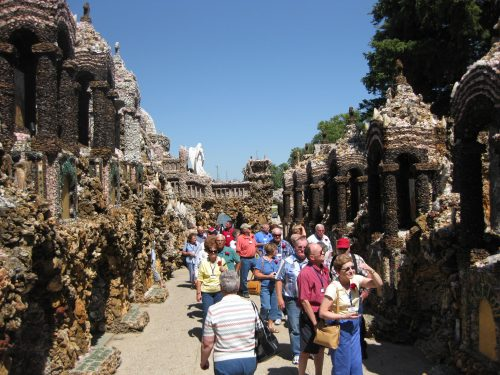 Grotto of the Redemption on tour 1