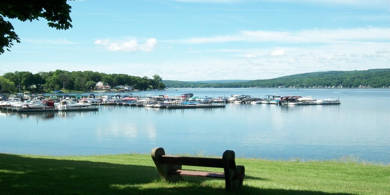 New York's Finger Lakes