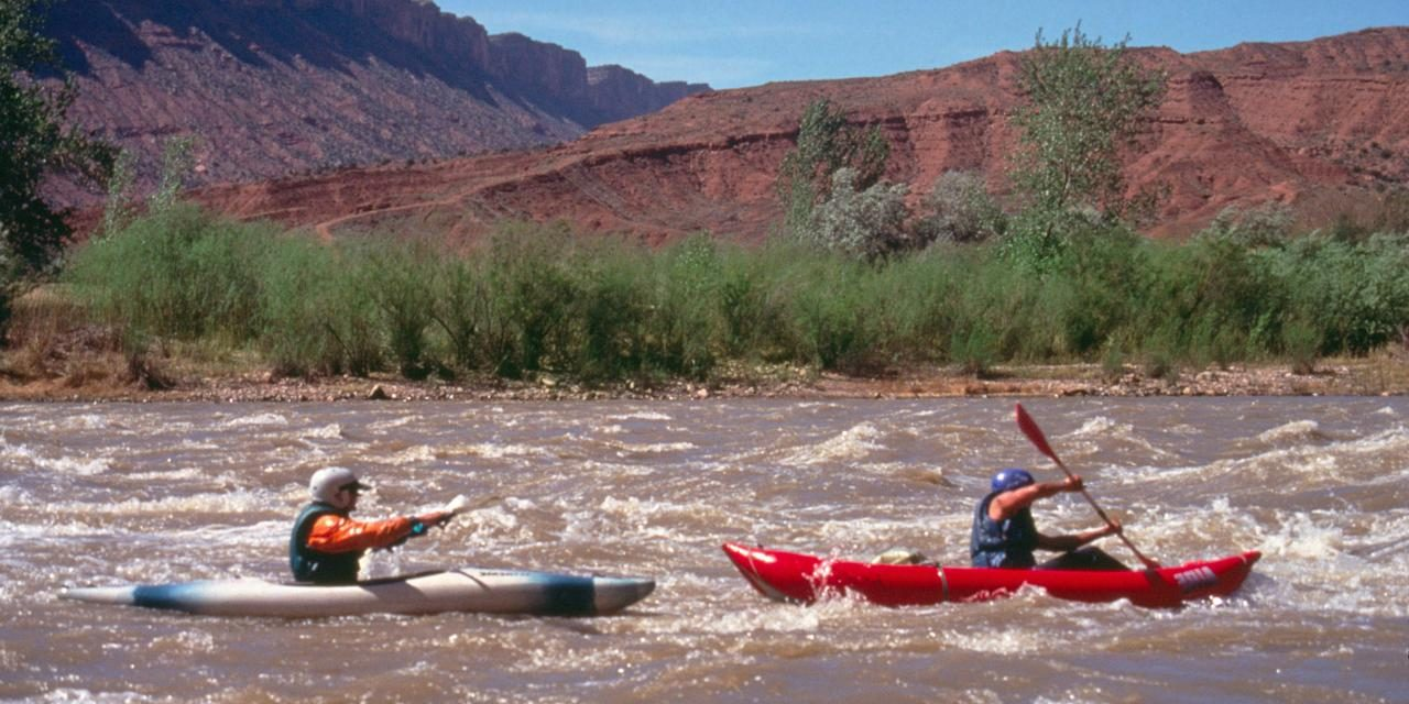 Multiple Locales to Explore the Mighty Colorado River