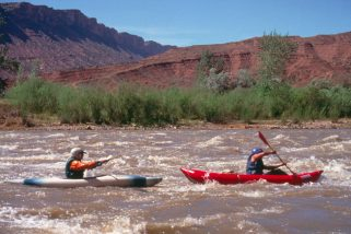 Moab Kayaking