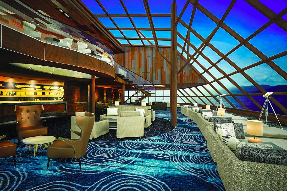 Norwegian Bliss New Entertainment Features Onboard