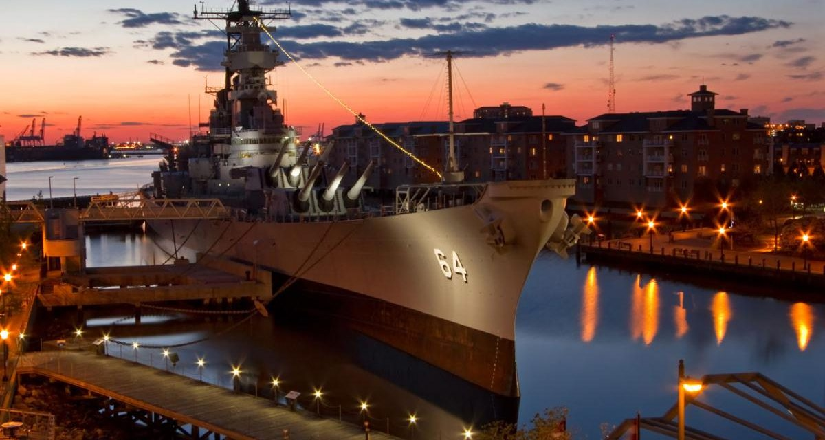 Virginia Itinerary: Naval History & Patriotic Pride
