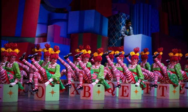 A Beloved Tradition: Christmas Time with the Rockettes