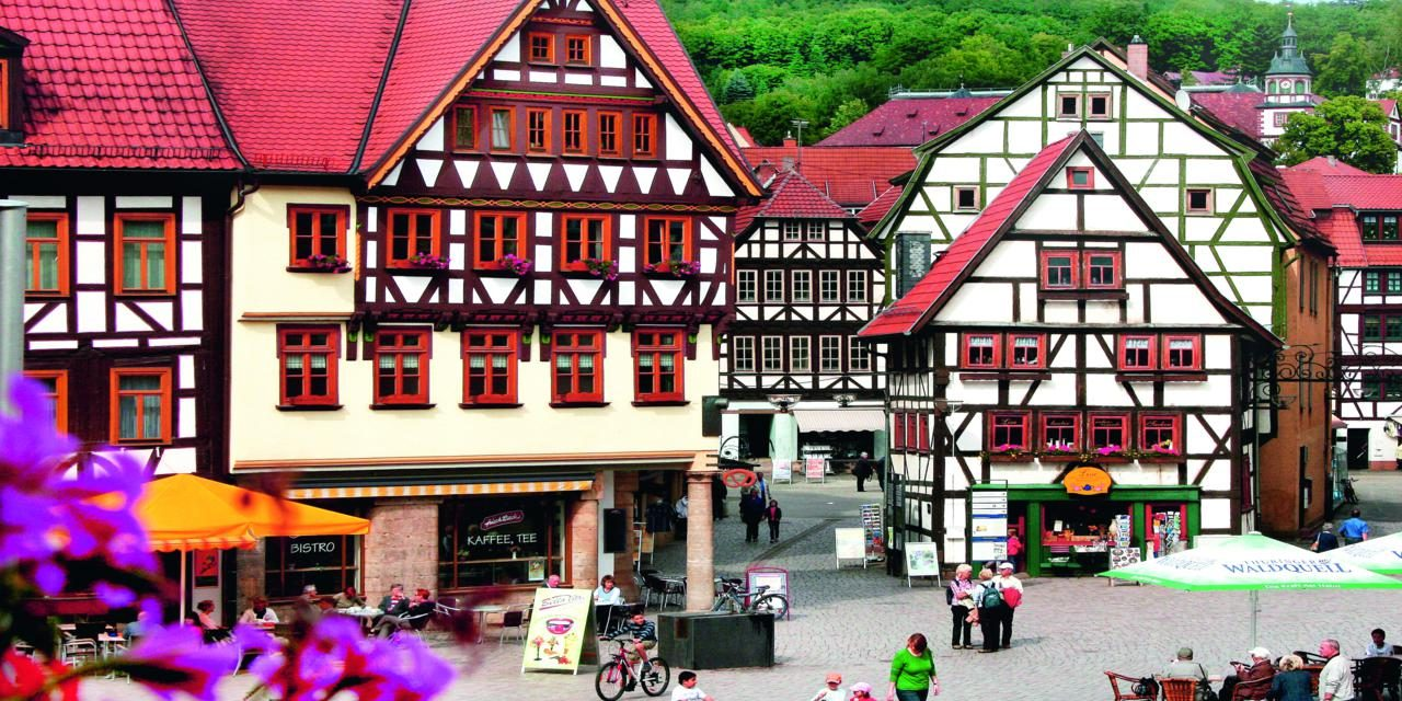 Stories of the Protestant Reformation Captivate Visitors to Germany's heartland