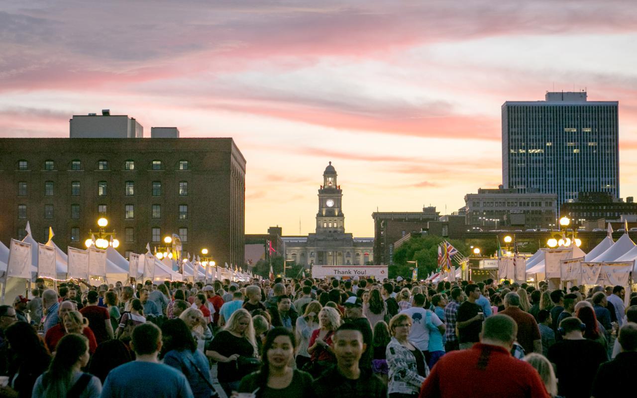 Iowa Festivals
