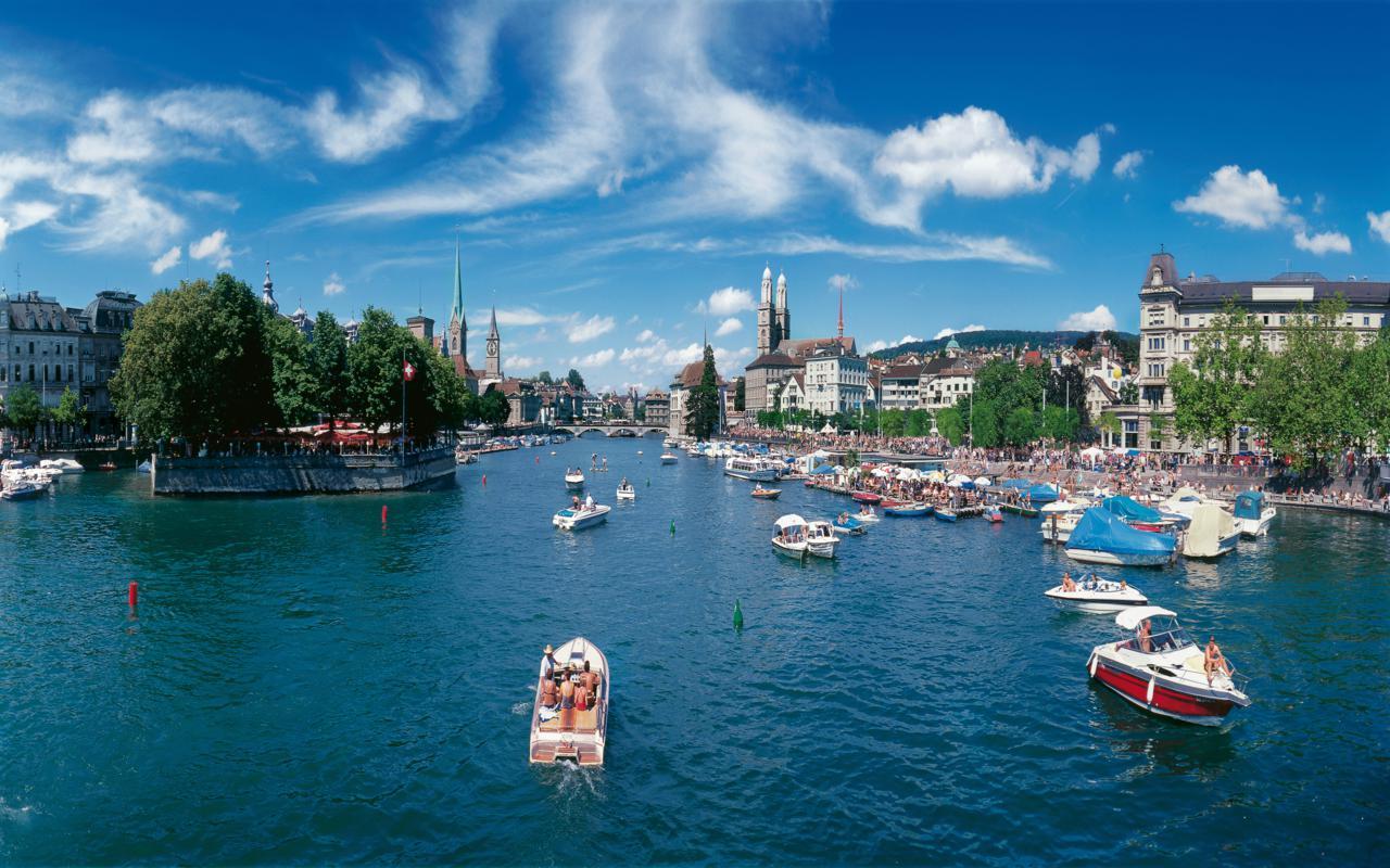 Switzerland City-Style