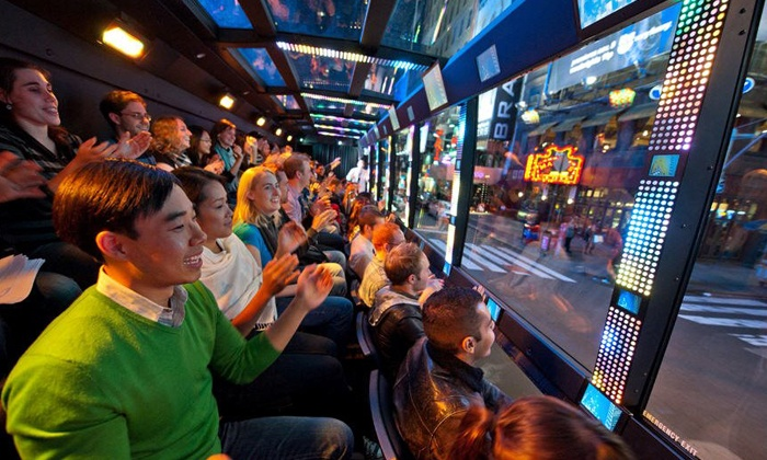 THE RIDE Celebrates Record-Breaking 15,000th Performance