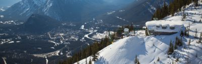 Nature and Skiing Come Together at Banff & Lake Louise