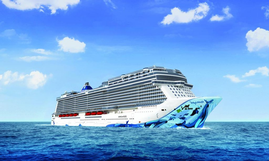 Norwegian Bliss New Entertainment Features Onboard Leisure Group Travel