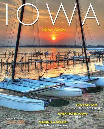2017 Iowa Tour Guide