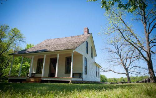 Joplin MO- George Washington Carver National Monument