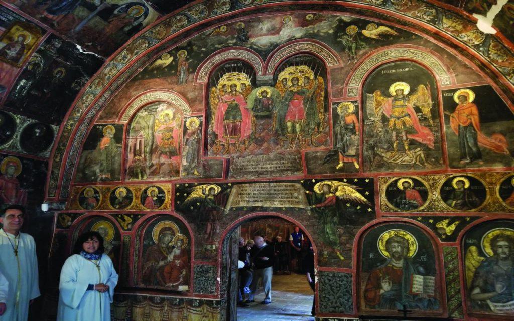 Veliko Tarnovo church