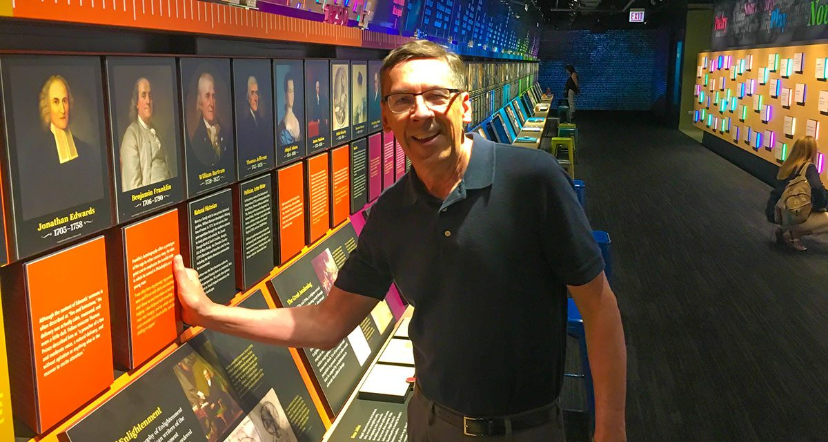 New Chicago Museum Celebrates Great Writing