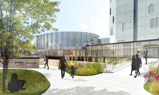 Denver Art Museum Undergoes $150-Million Renovation and Expansion