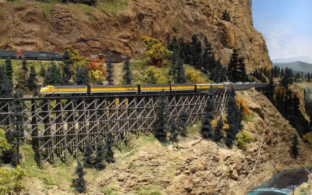 Gearheart - Colorado Model Railroad Museum