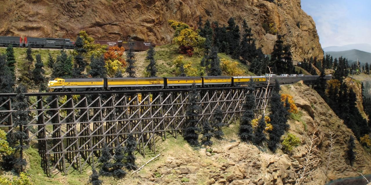 What's Small is Big in Greeley: Colorado Model Railroad Museum